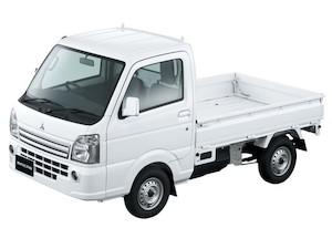 ミニキャブトラック(EBD-DS16T)