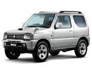 SUV比較4WDスズキジムニー